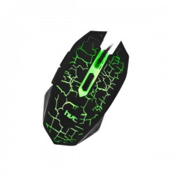 Ποντίκι Gaming 6Keys w/Mouse Pad w/7 colors lighting effects